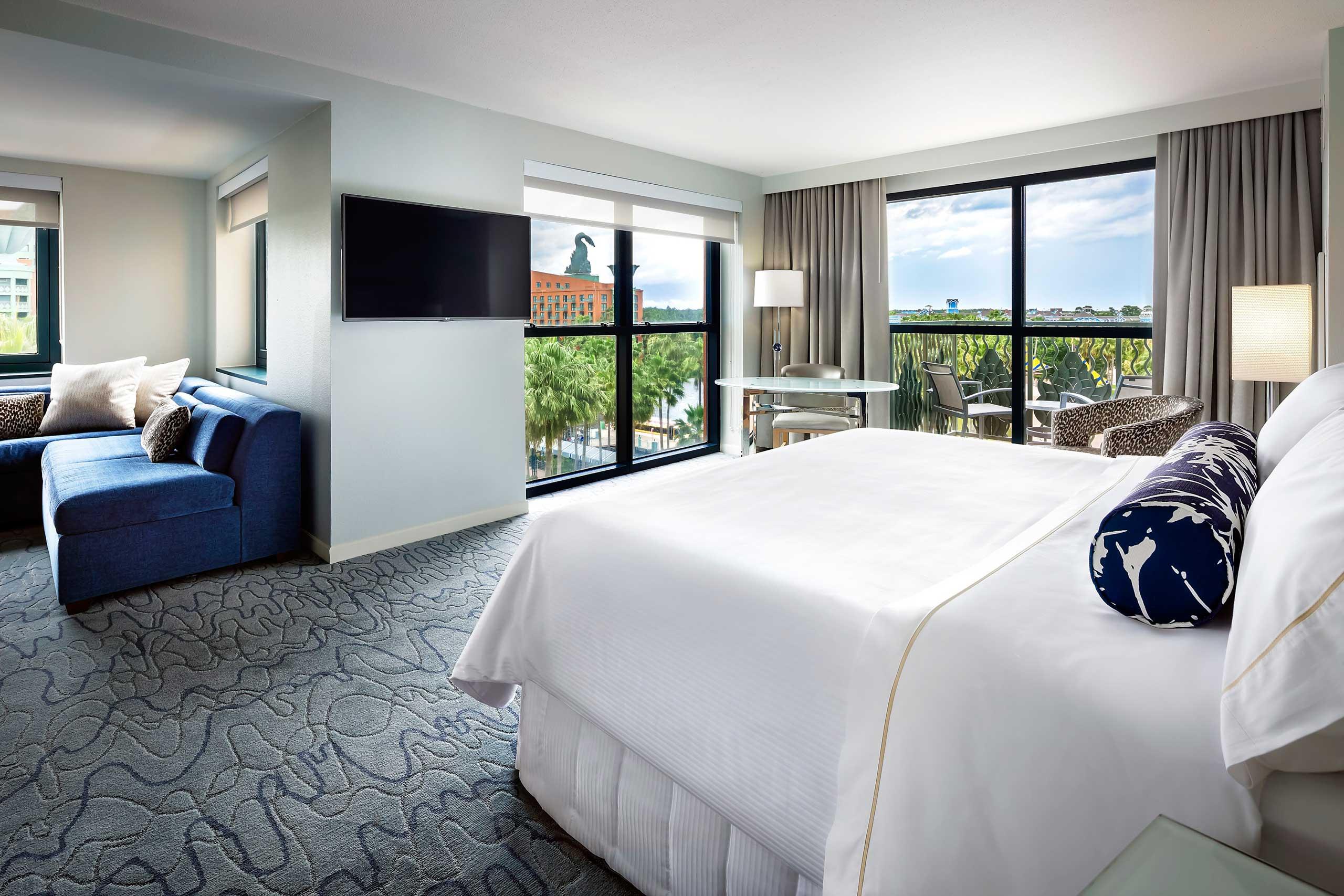 Walt Disney World Swan rooms - Photo 1 of 3