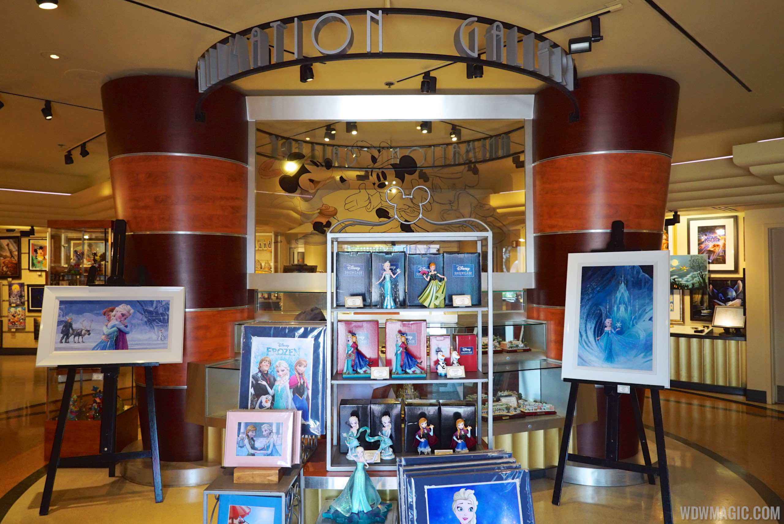 Animation Gallery overview