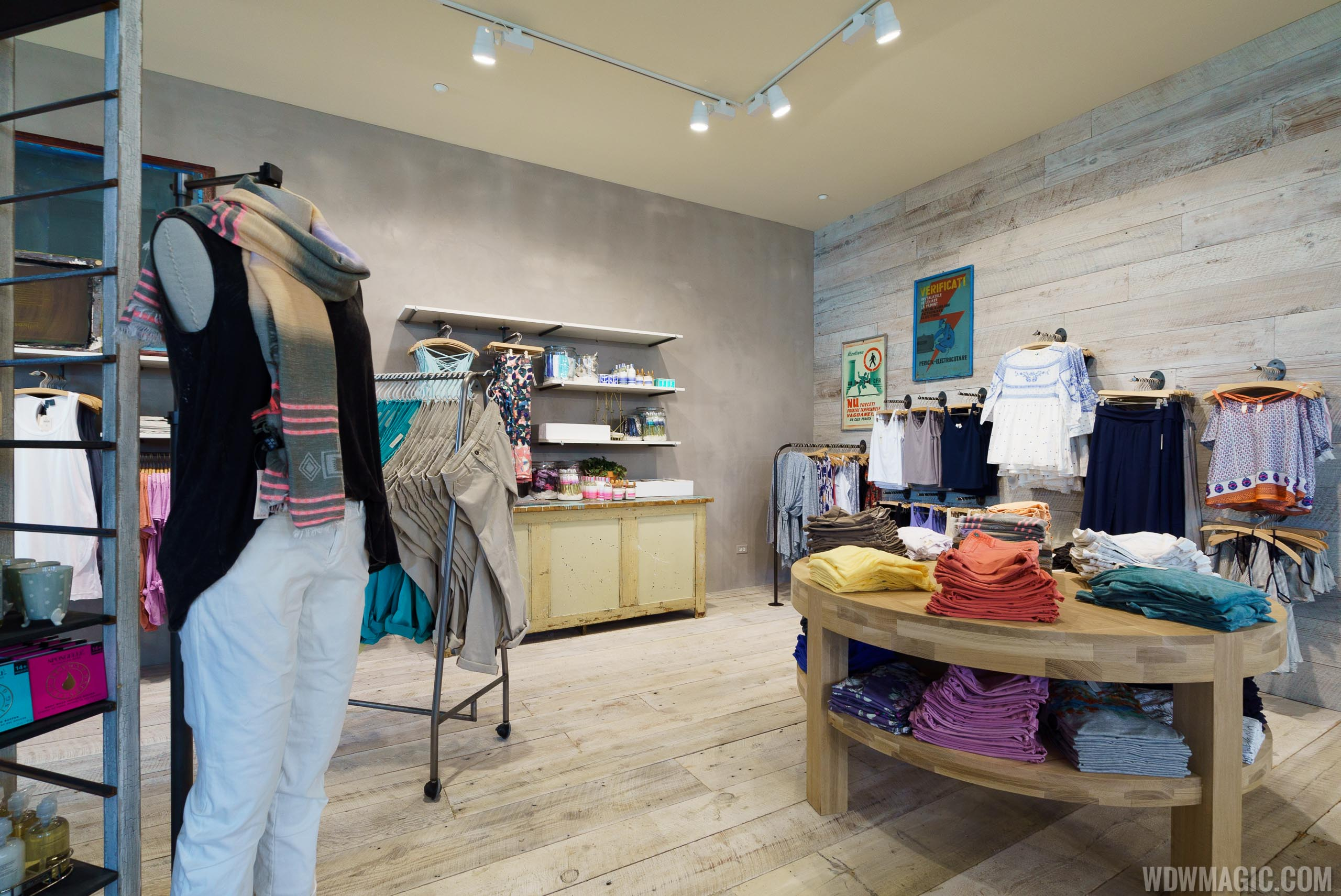 Anthropologie second floor clothing