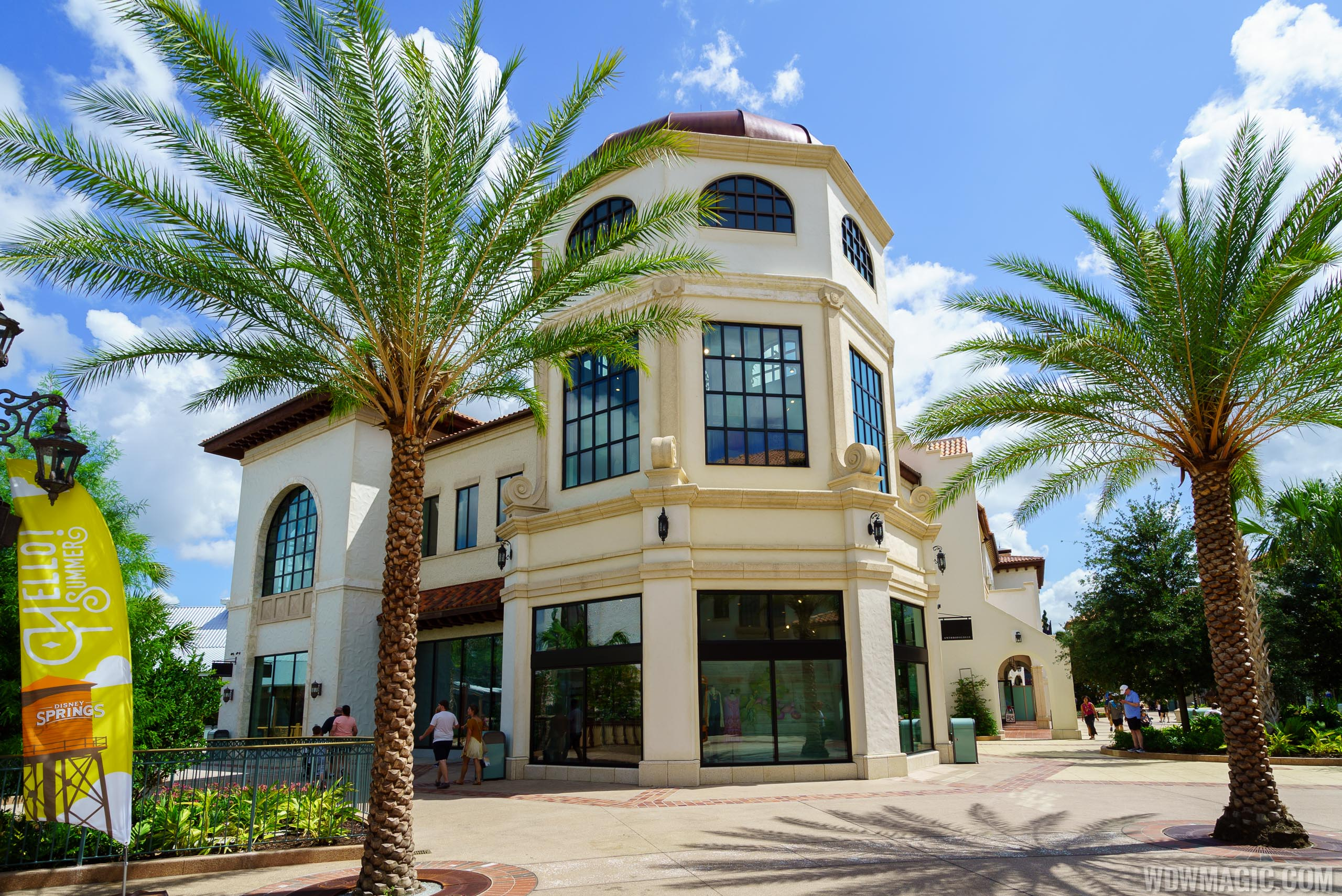 Anthropologie at Disney Springs Town Center