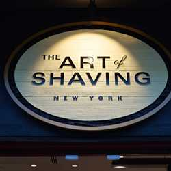 Art of Shaving overview