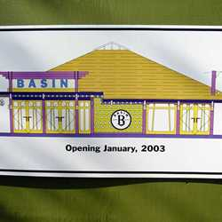 New Basin store