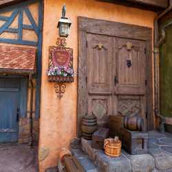 Bonjour Village Gifts exterior refurbishment completed