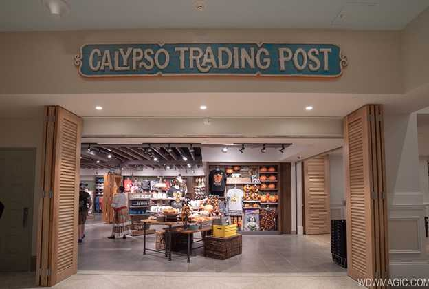 Calypso Trading Post overview