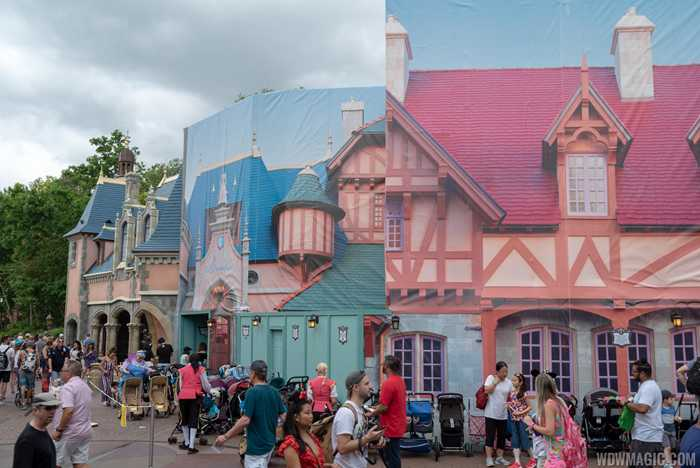 Castle Couture refurbishment April 2019