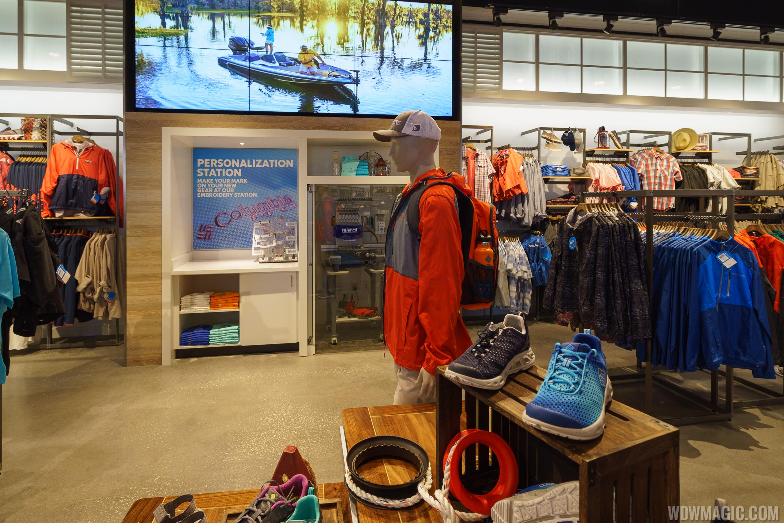 Columbia Sportswear Company overview