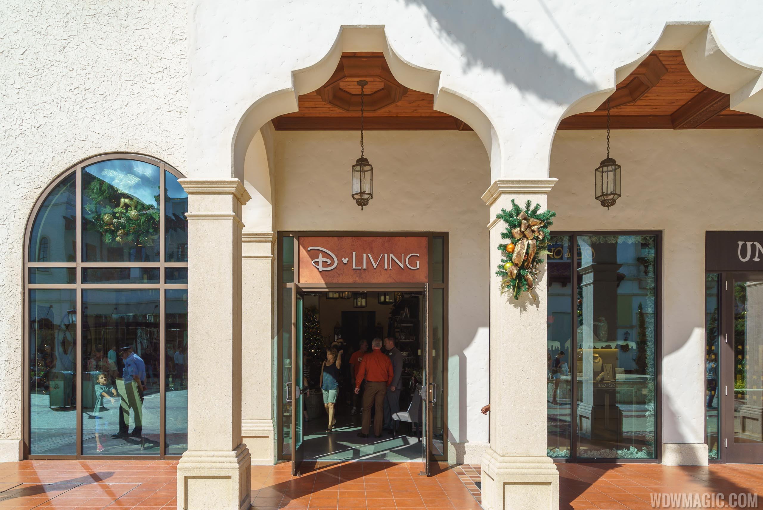 D Living photos d living opens in the town center at disney springs