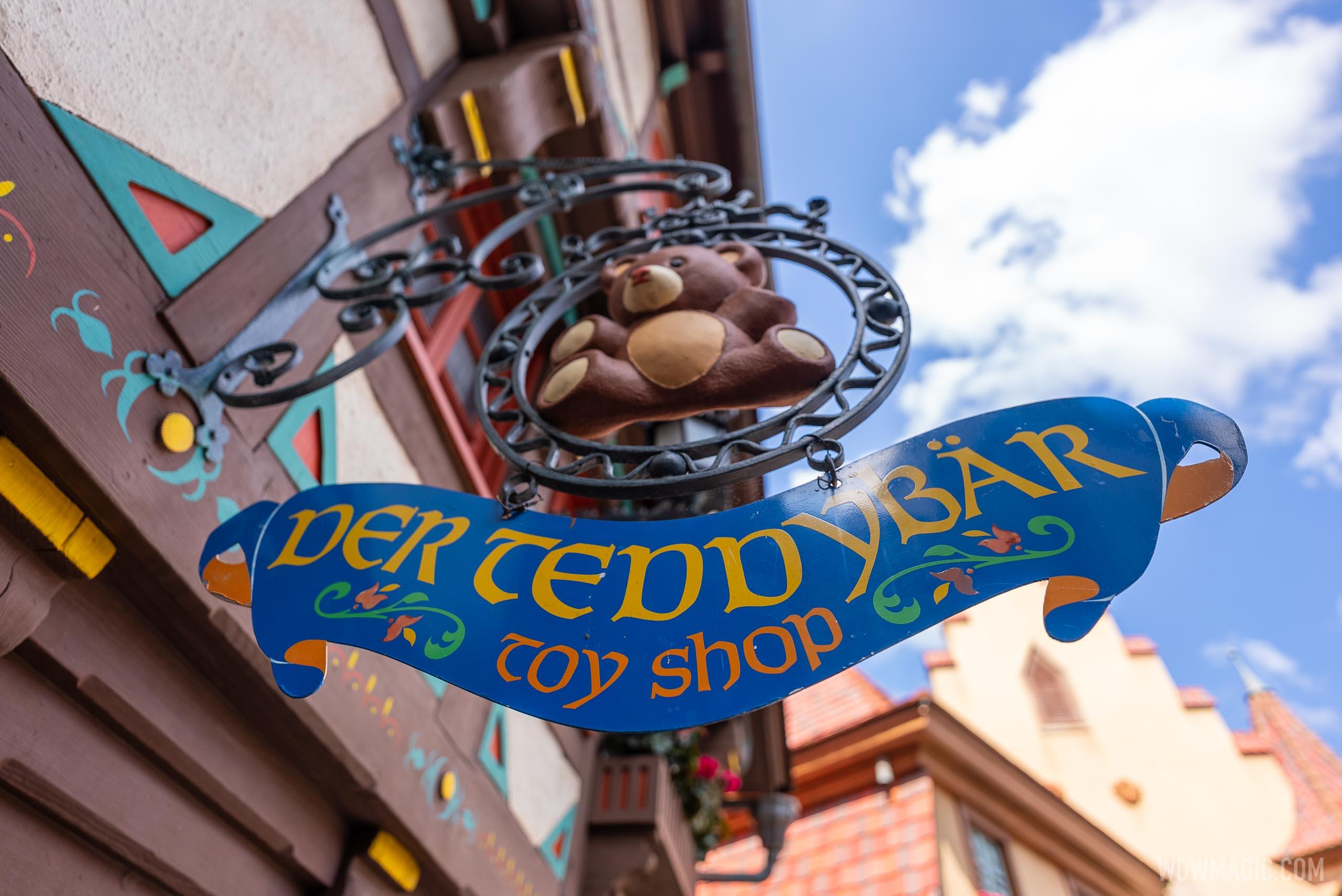 Der Teddybar Annual Passholder popup shop