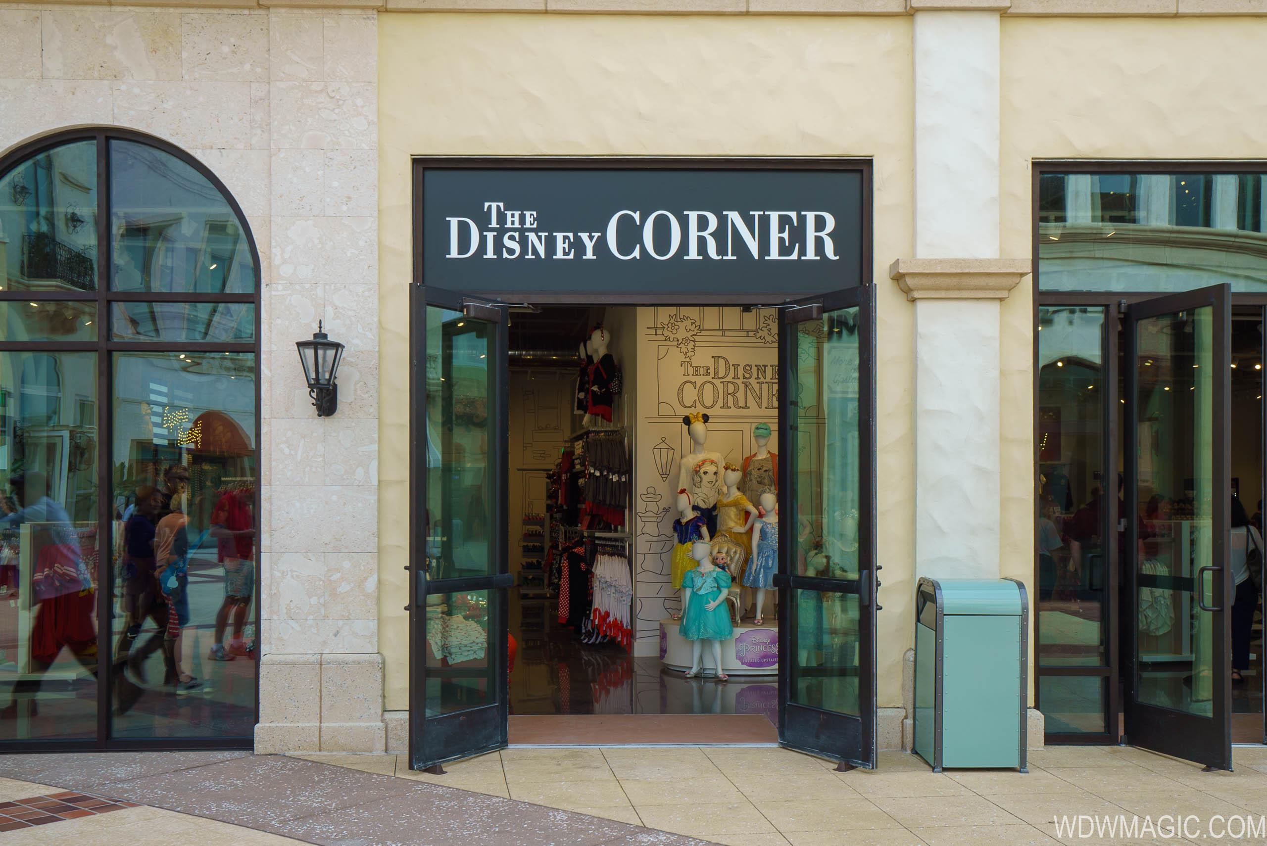 The Disney Corner