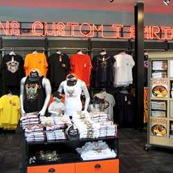 Harley-Davidson Motor Cycles new store complete