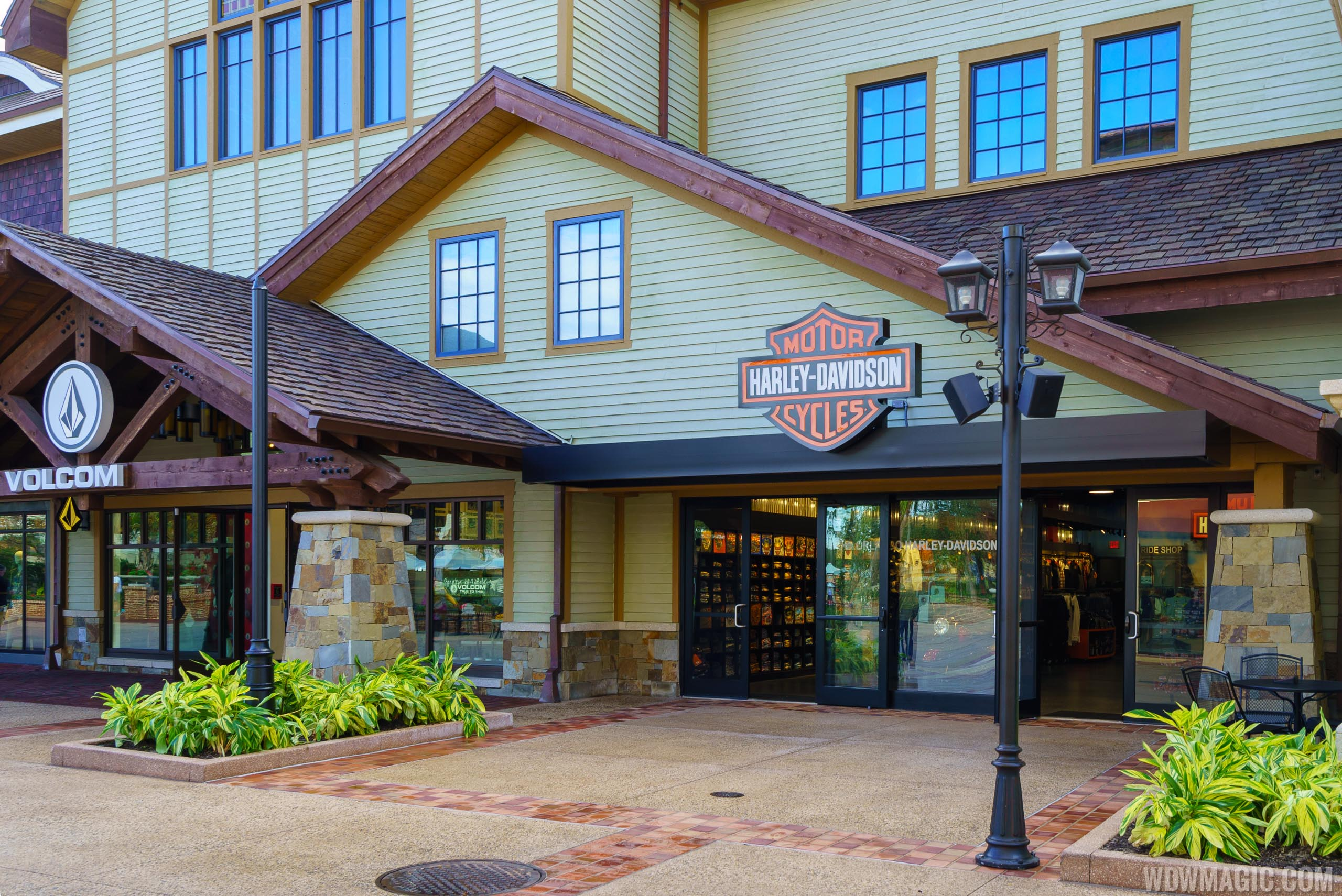 Harley Davidson Motor Cycles Store Moving To The Town Center At