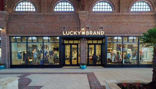 Lucky Brand at Disney Springs to close