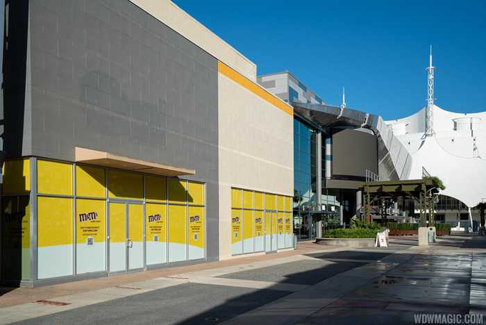 M&M'S Store Disney Springs coming soon