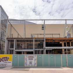 M&M'S Store Disney Springs construction - October 1 2020
