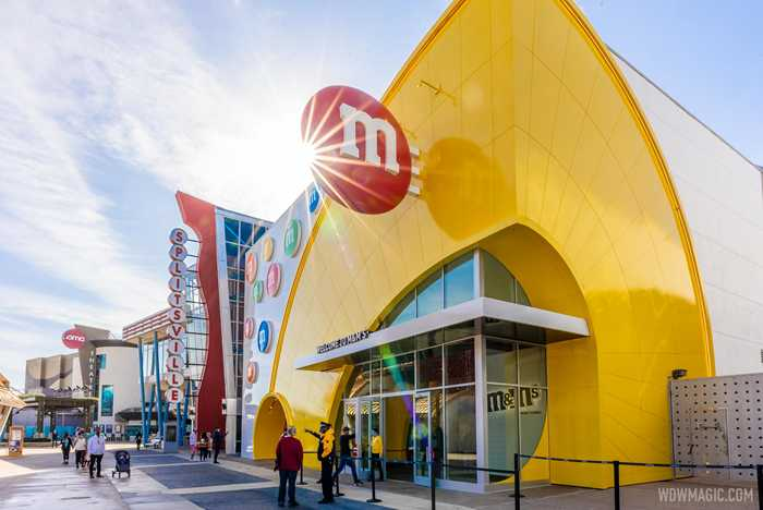 M&M'S Store Disney Springs overview