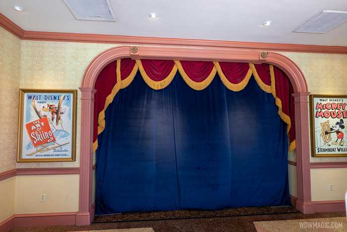 Main Street Cinema closed for temporary Confectionary store