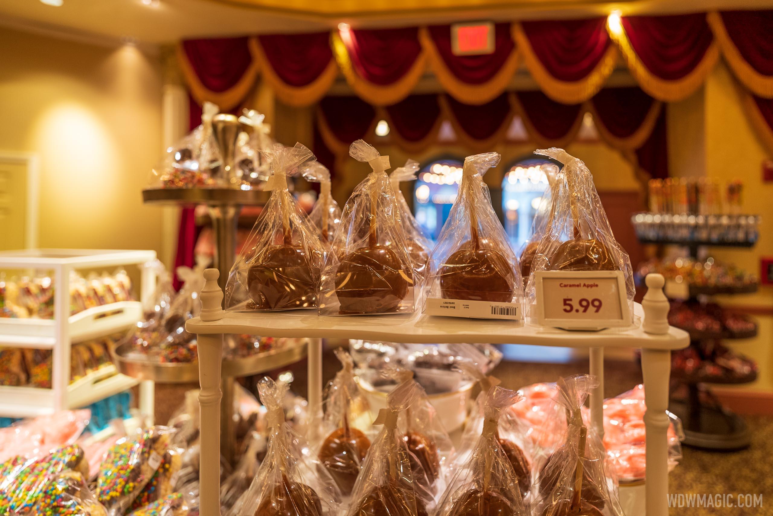 Temporary Main Street Confectionery