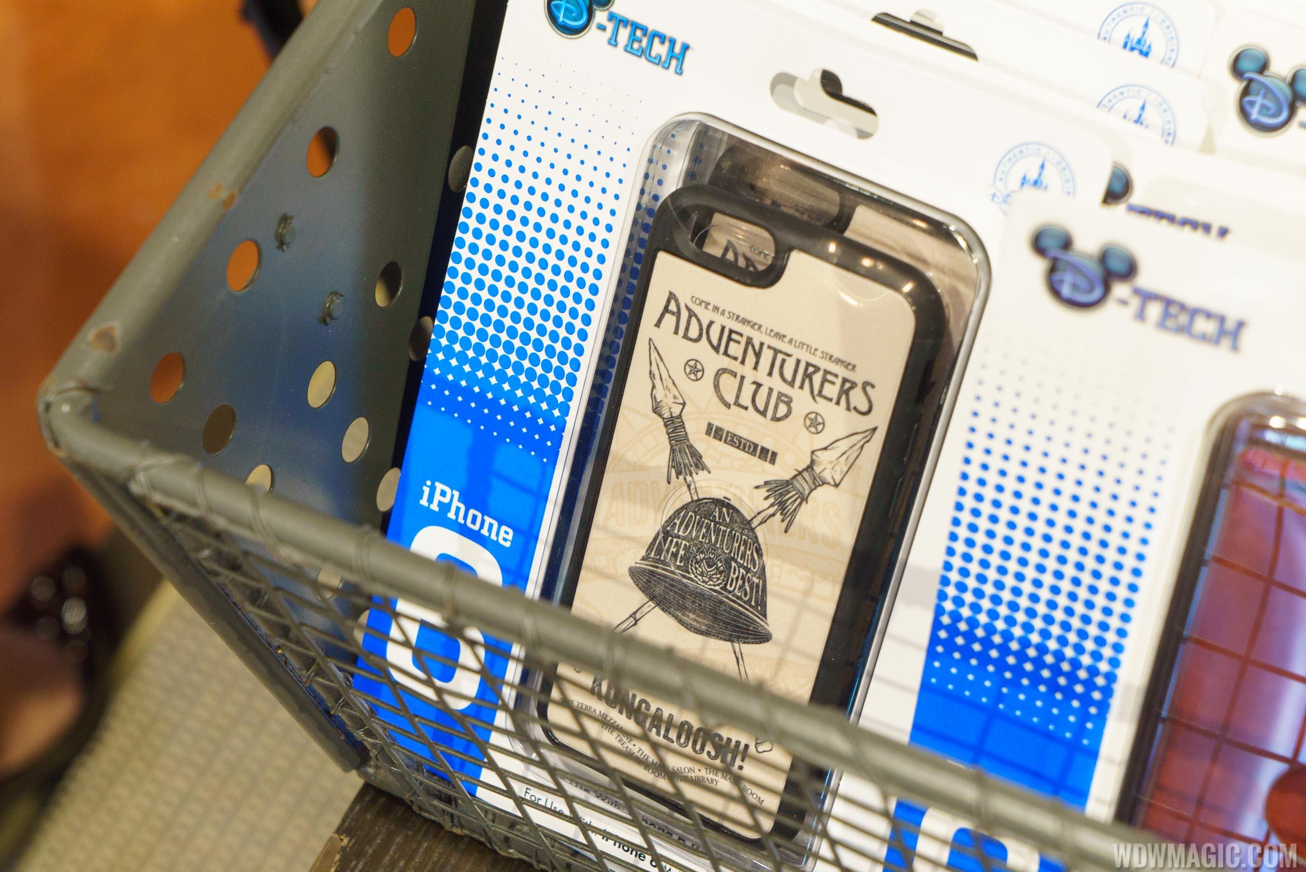Adventurer's Club phone case
