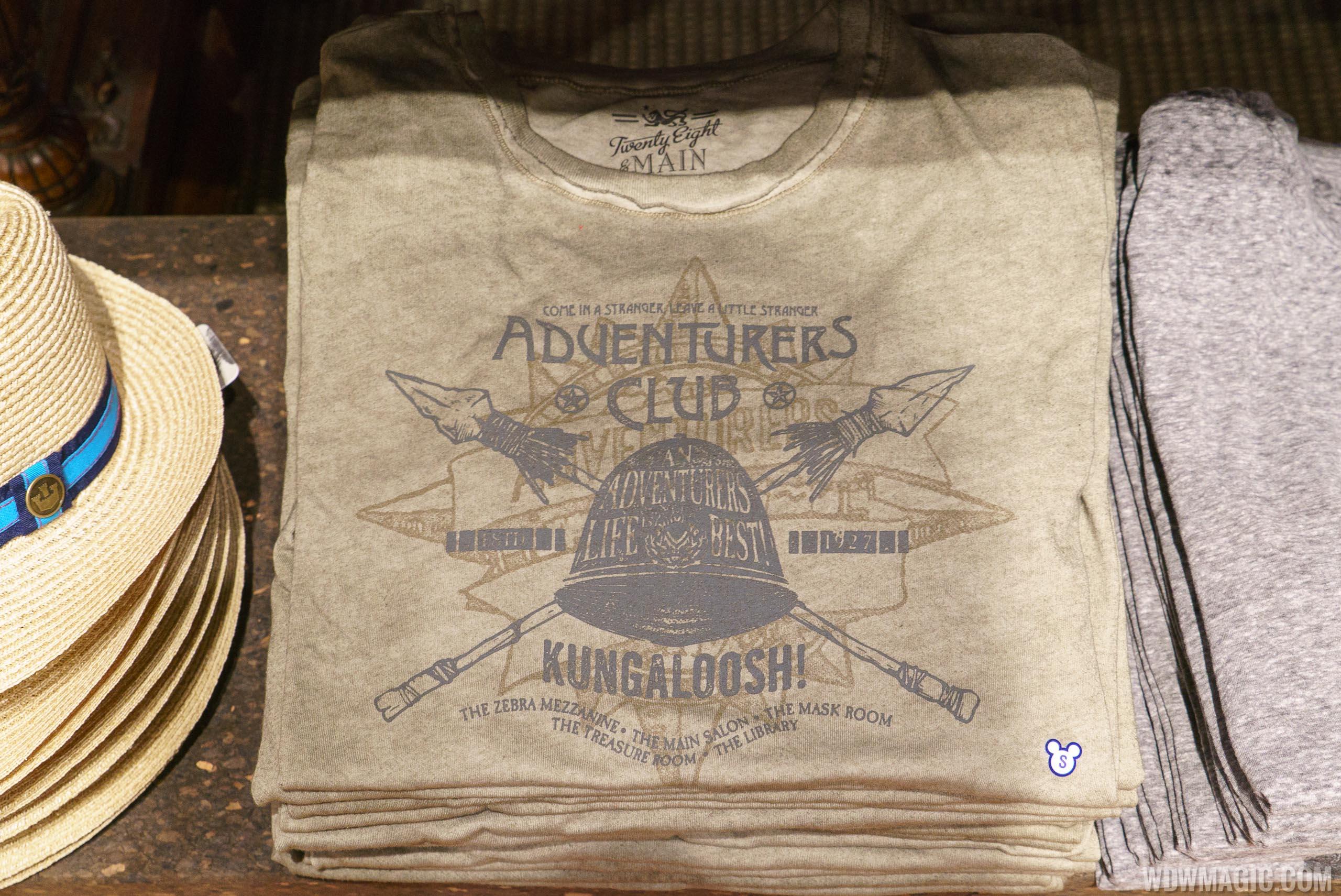 Adventurer's Club T-Shirt