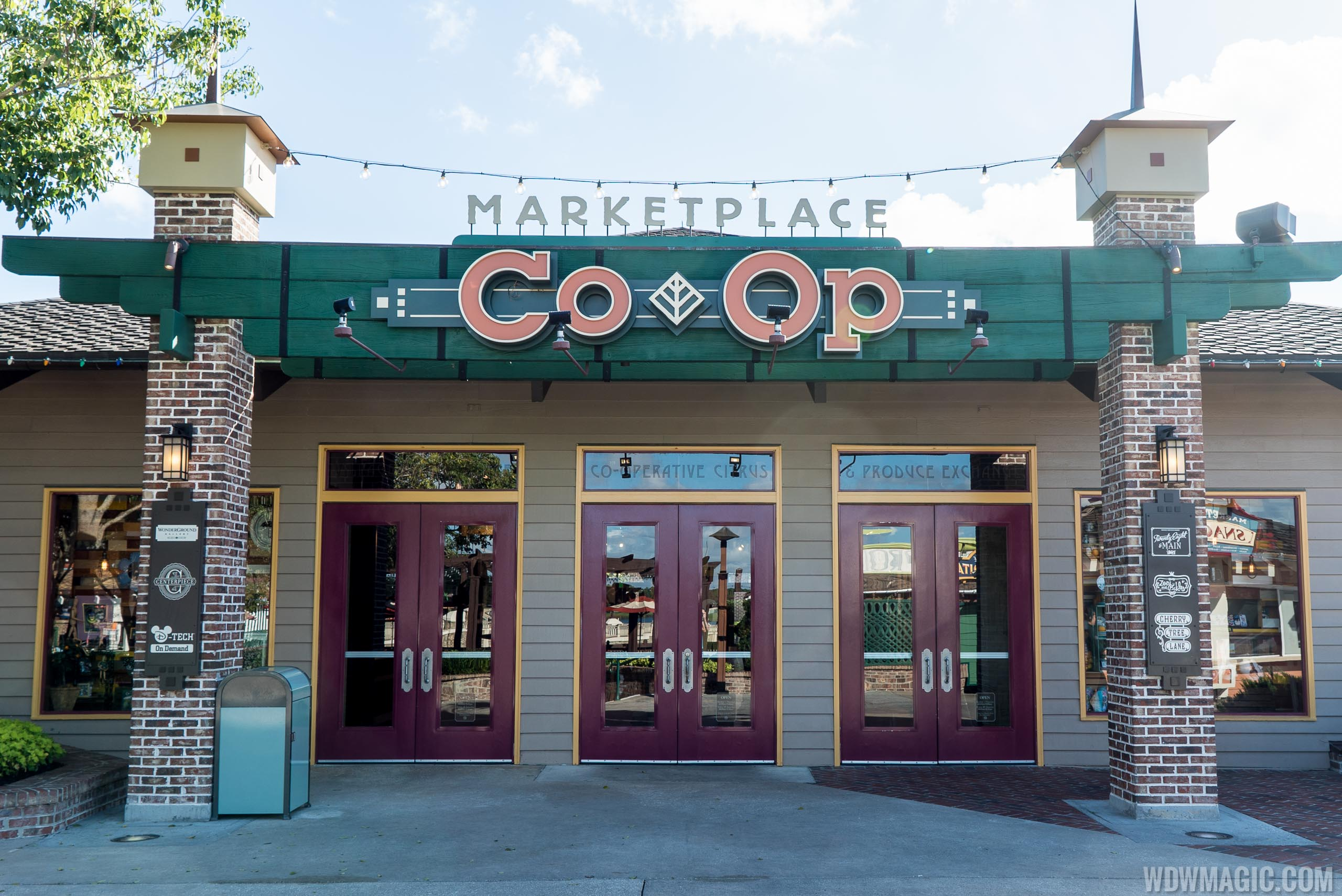 Marketplace Co-Op at Disney Springs now selling Disney face masks