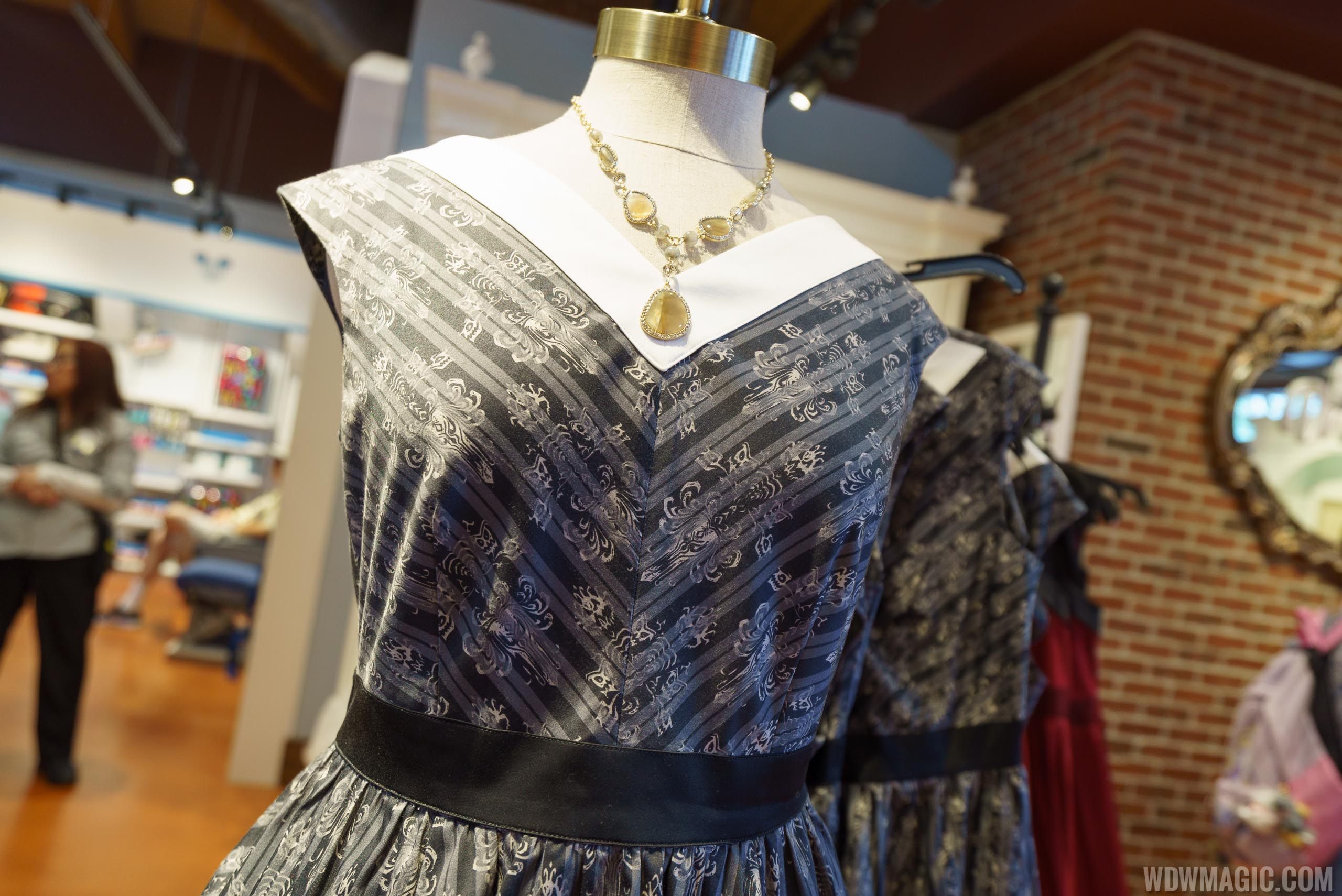 The Dress Shop on Cherry Tree Lane - Haunted Mansion dress