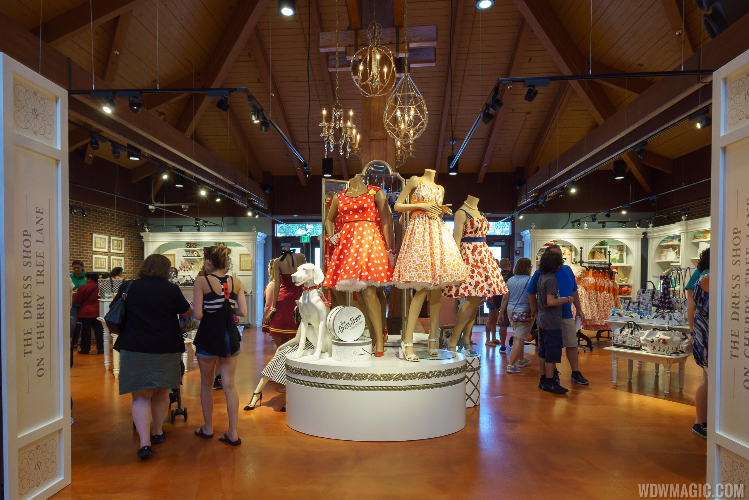 The Dress Shop on Cherry Tree Lane - Entrance