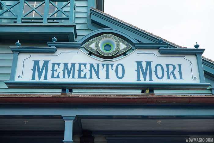 Memento Mori opening day