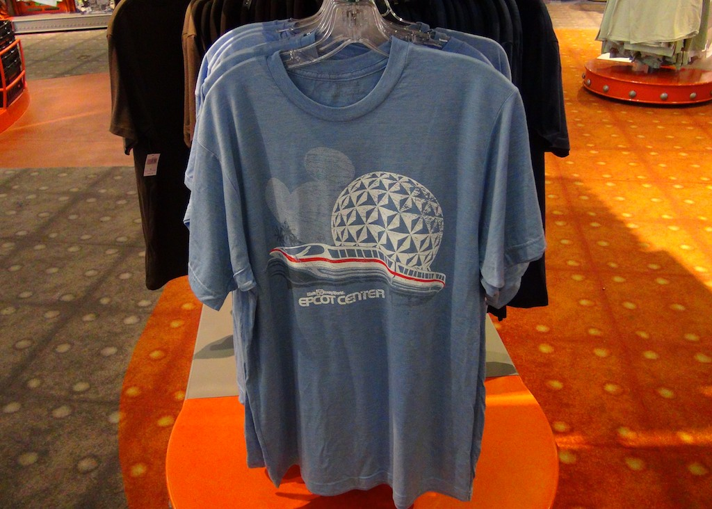 New Epcot Center T-Shirt