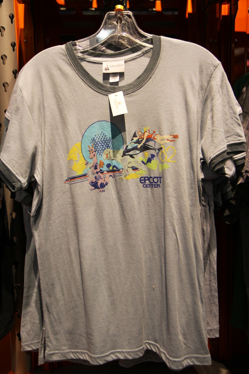 New Epcot Center retro T-Shirt