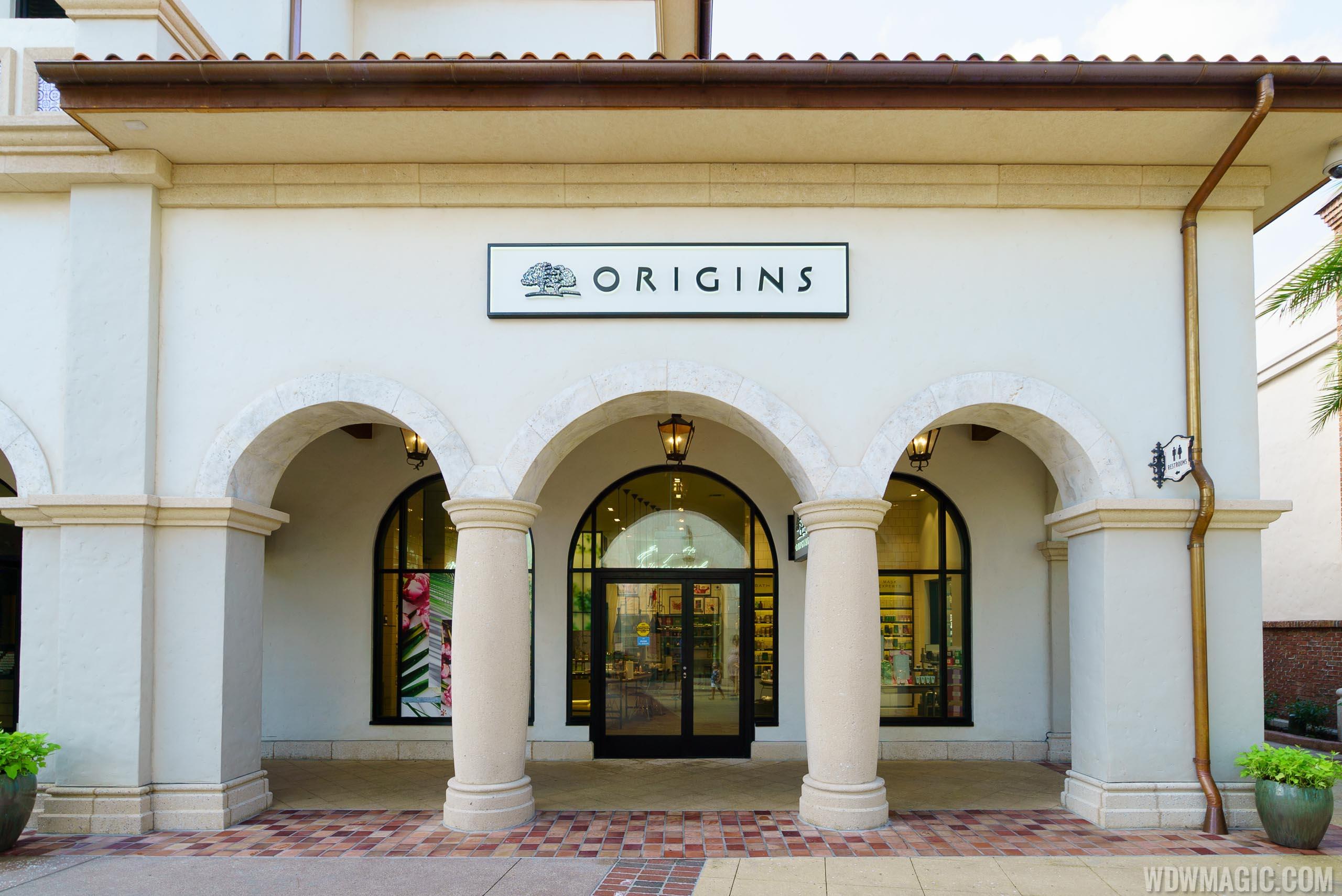 Origins overview