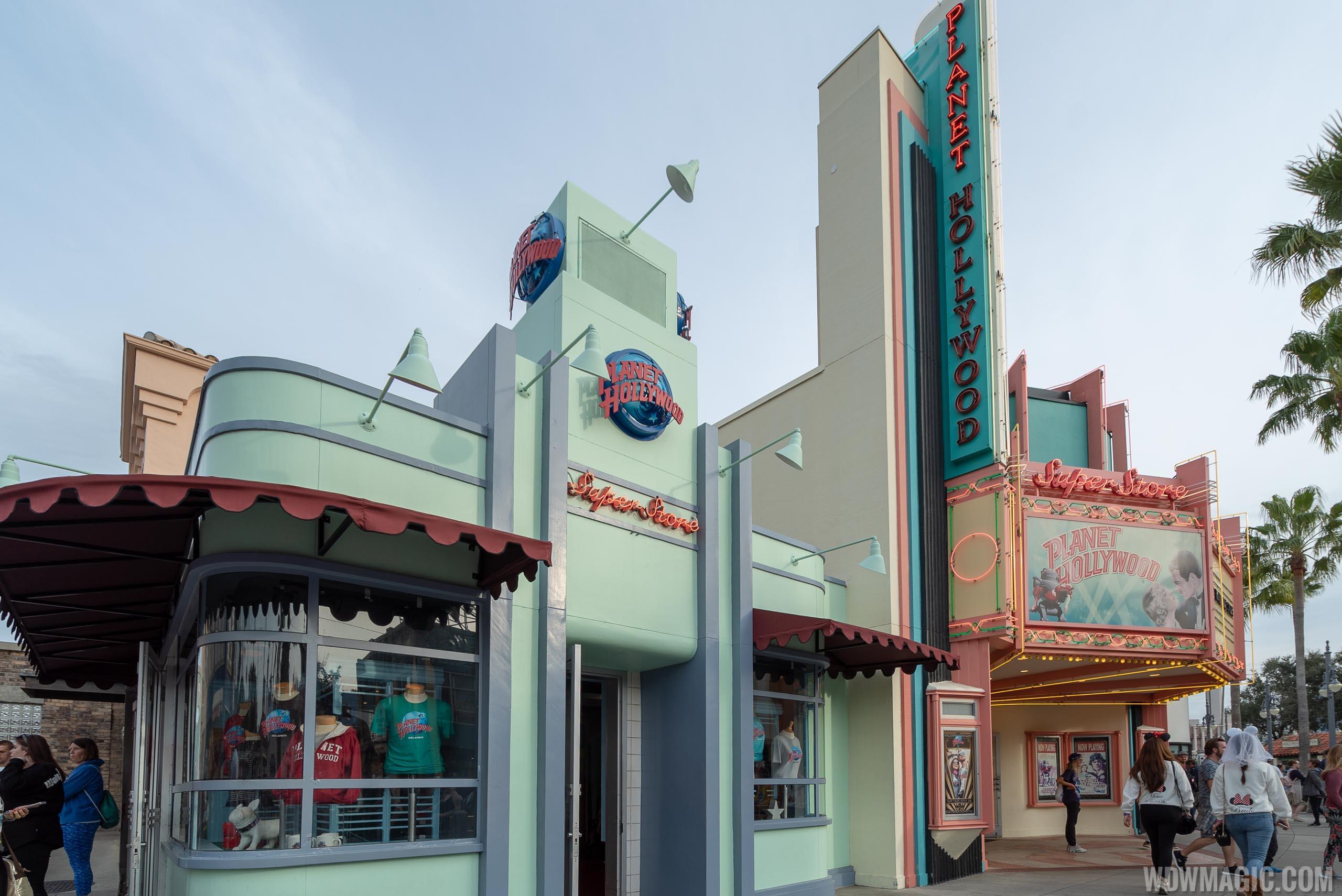 Planert Hollywood Superstore