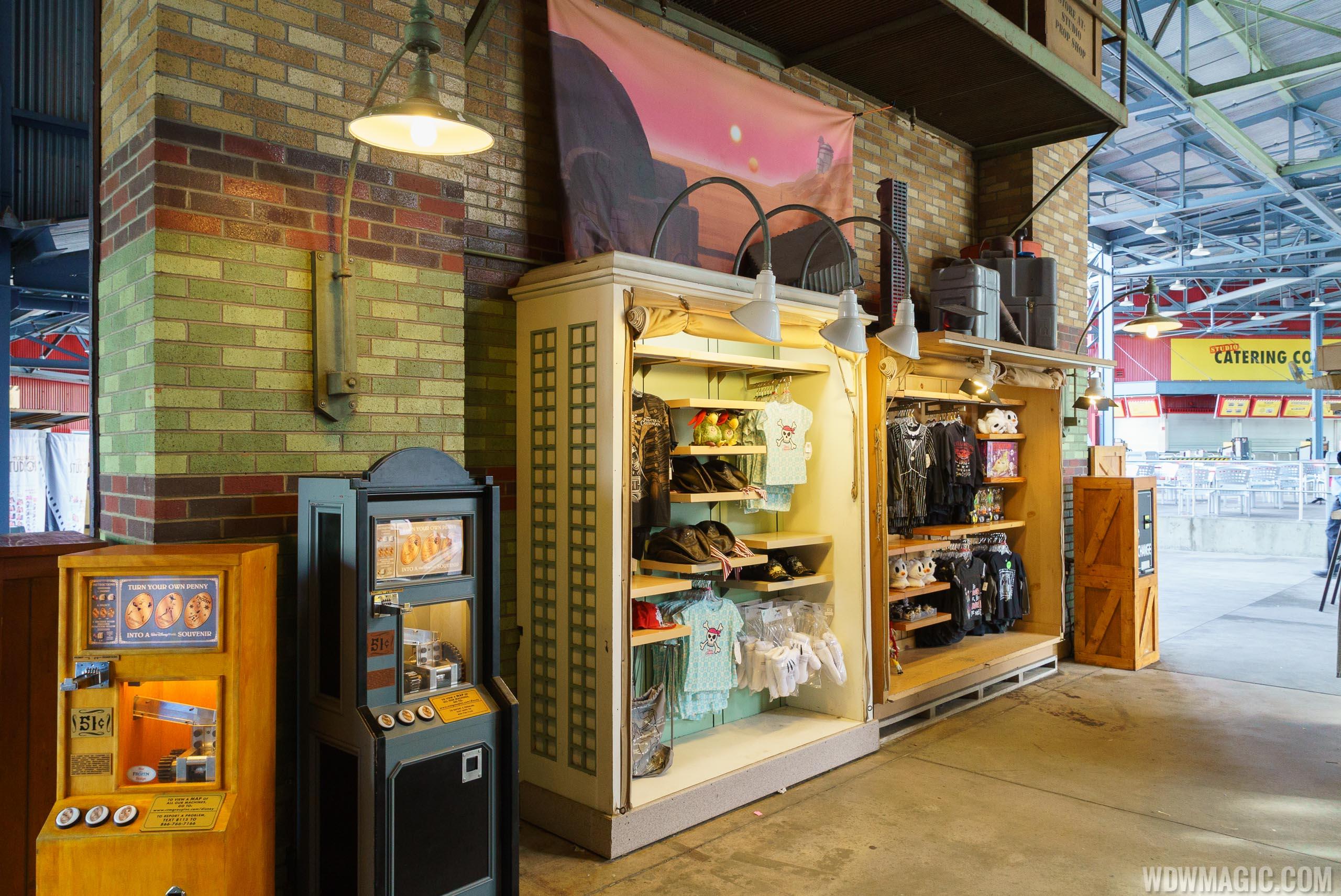 Prop Shop overview