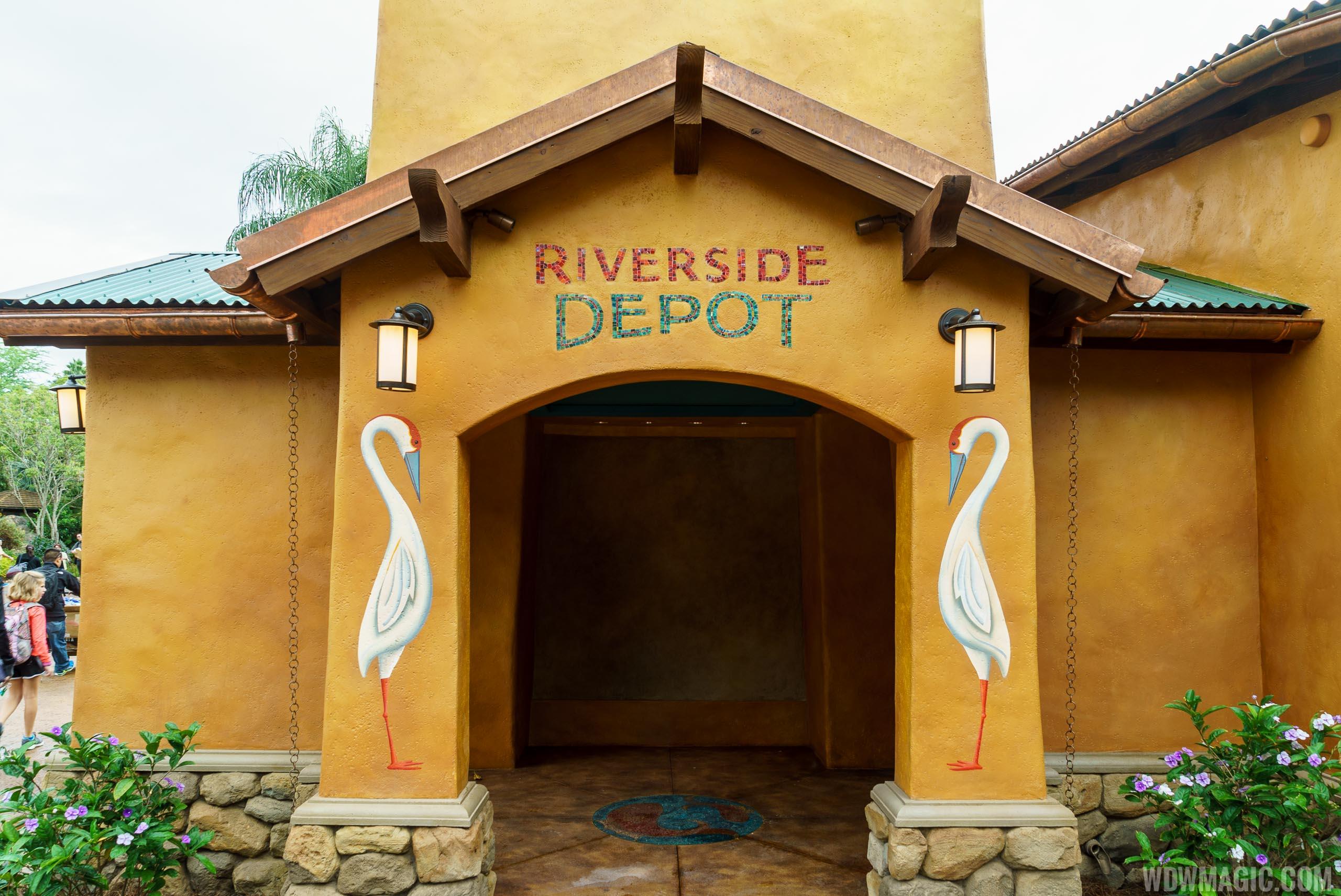 Riverside Depot overview