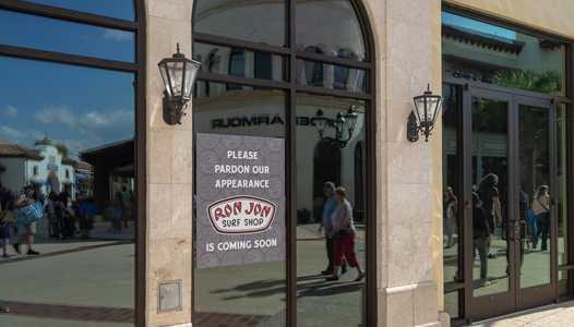 Ron Jon Surf Shop opens November 15 at Disney Springs
