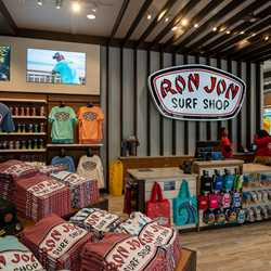 Inside Ron Jon Surf Shop Disney Springs