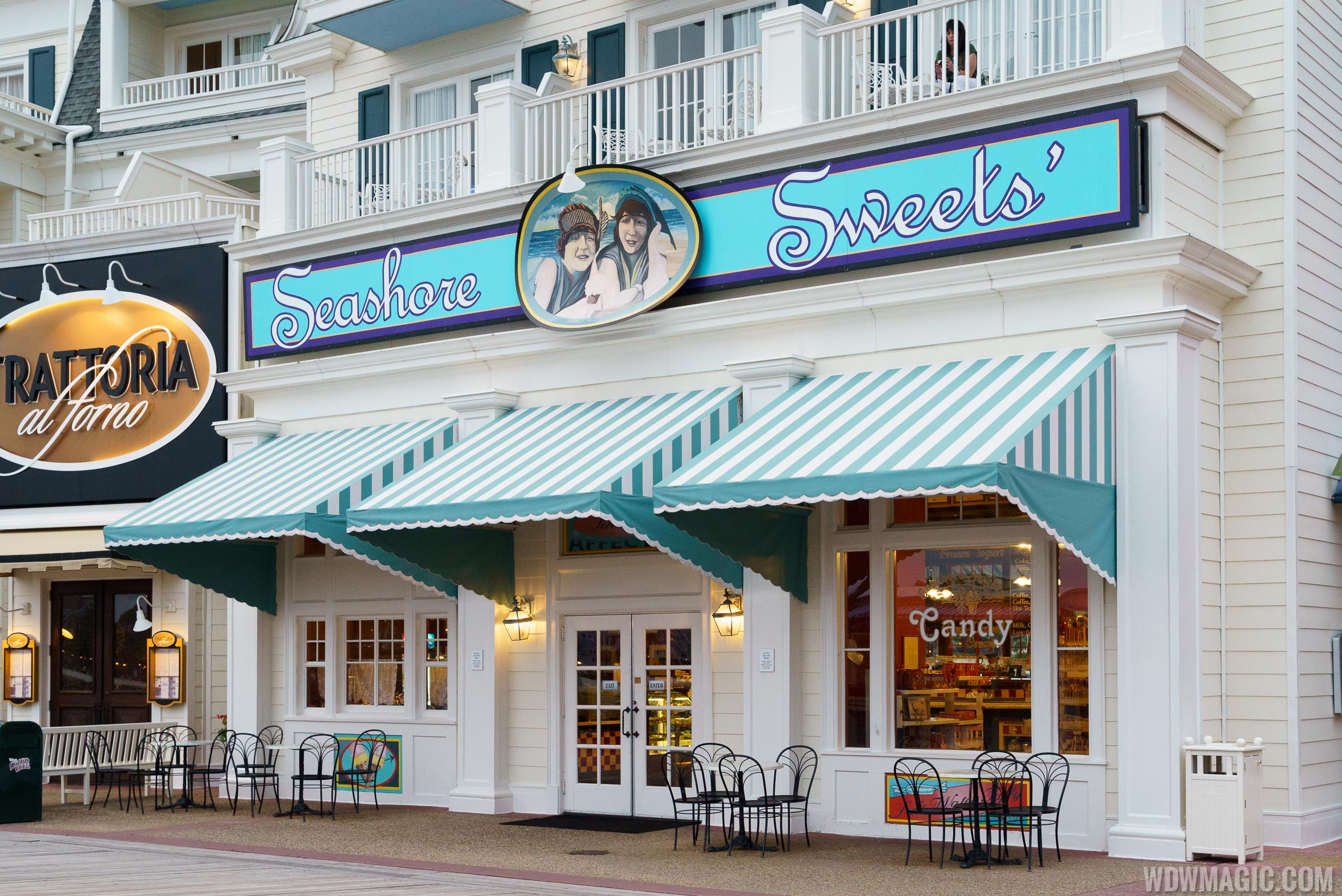 Seashore Sweets overview