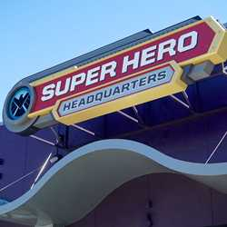Super Hero Headquarters overview