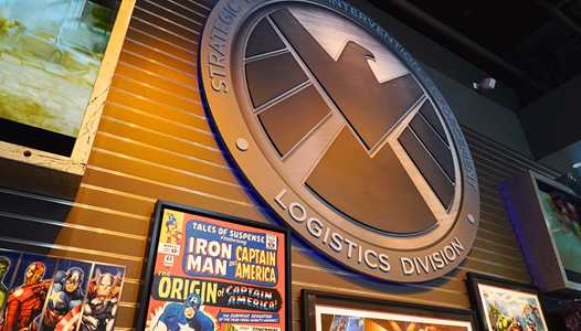 PHOTOS - A look inside the new Marvel Super Hero Headquarters at Disney Springs West Side