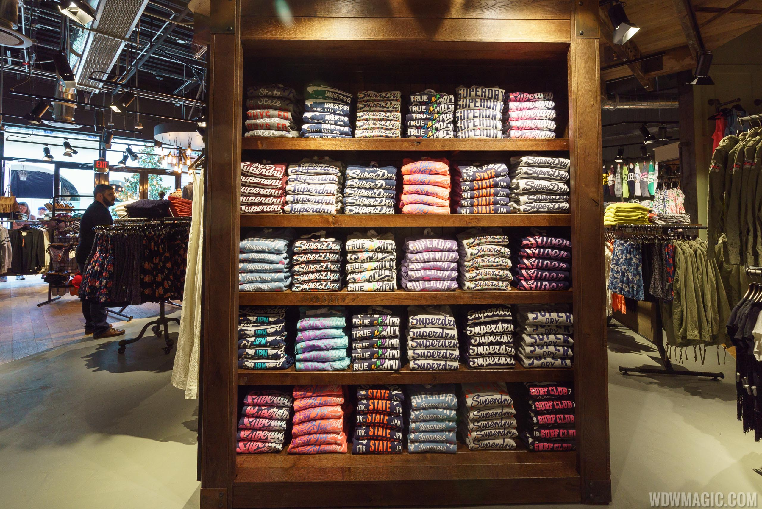 Superdry overview