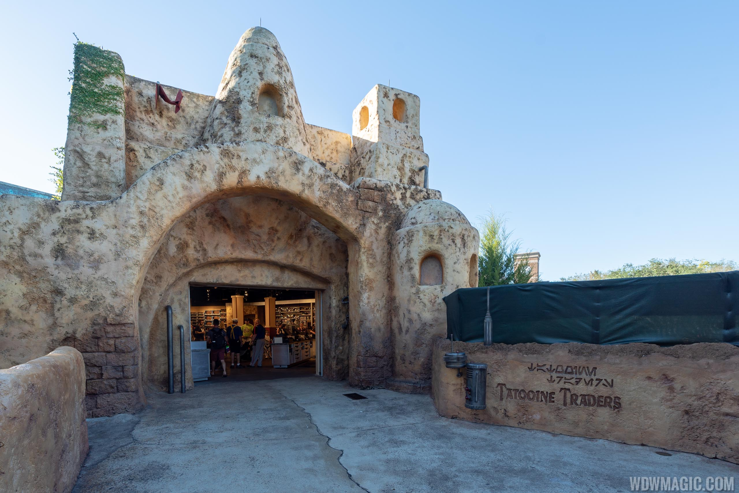 Tatooine Traders refurbishment