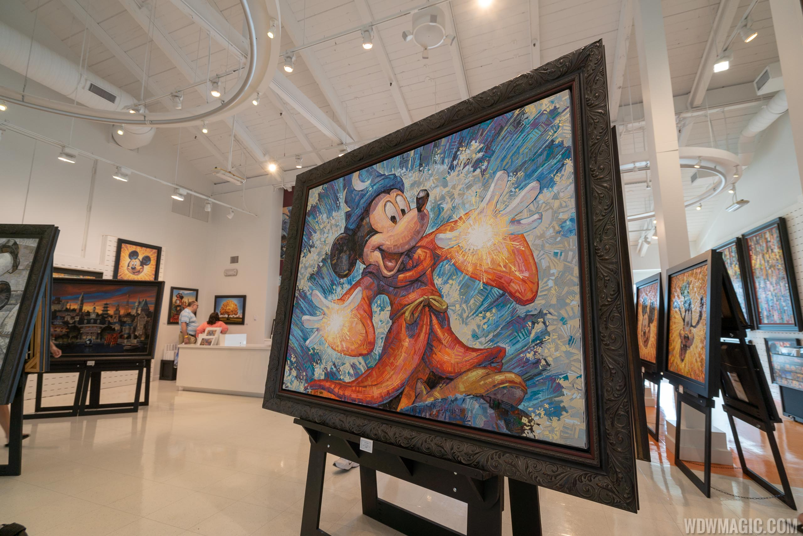 The Art of Disney Presents Greg McCullough overview