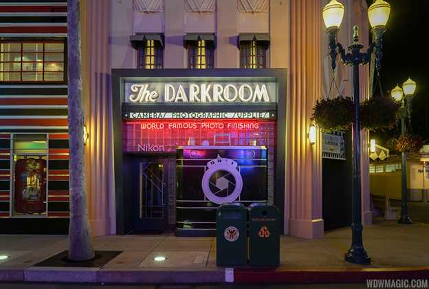 The Darkroom overview