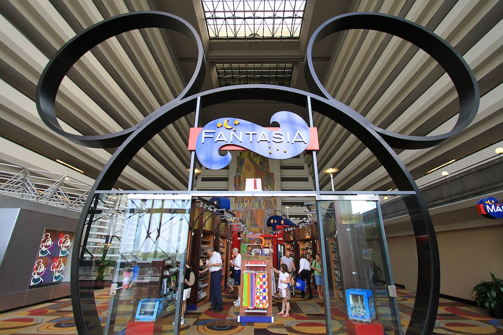 Fantasia gift shop