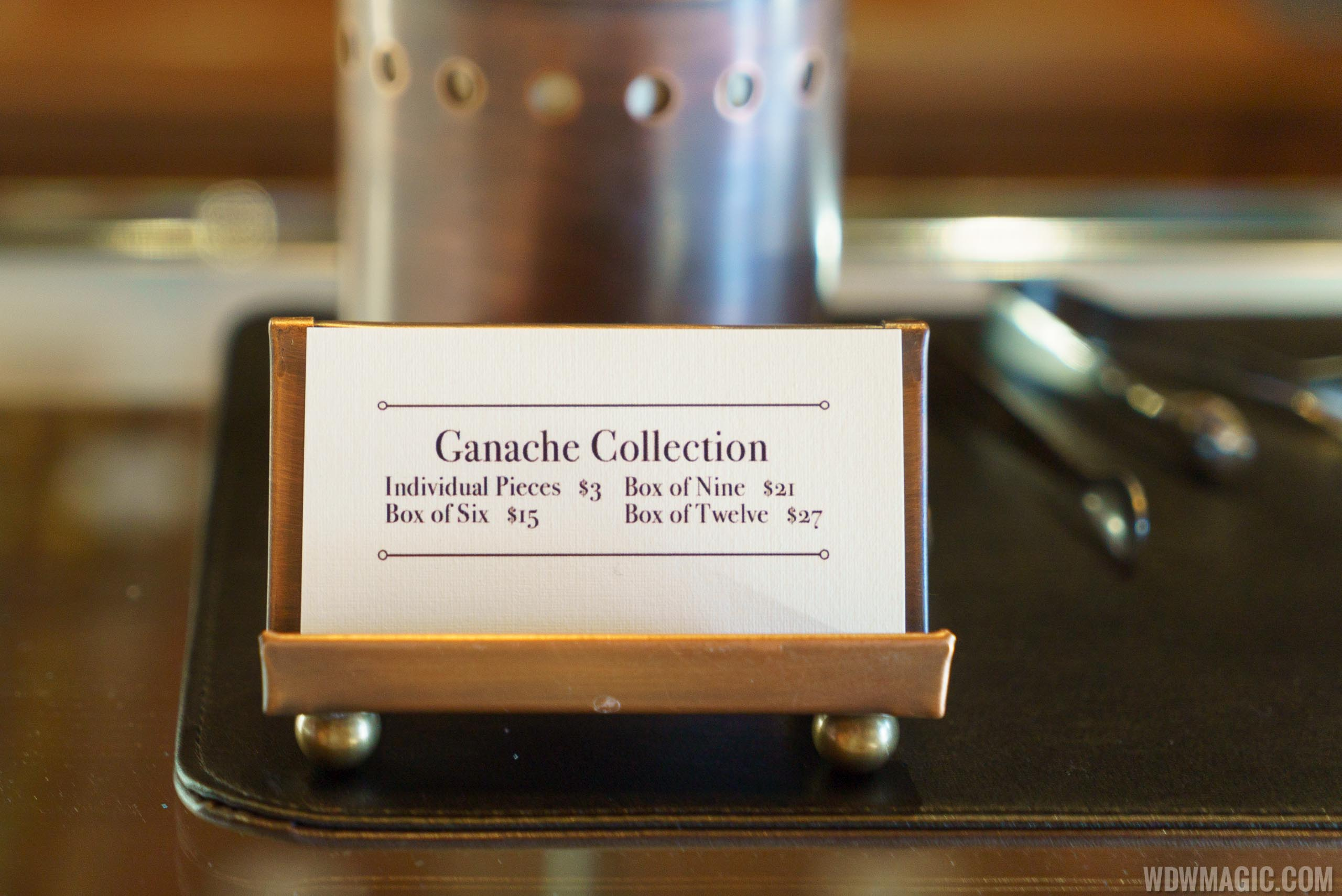 The Ganachery - Ganache Collection pricing