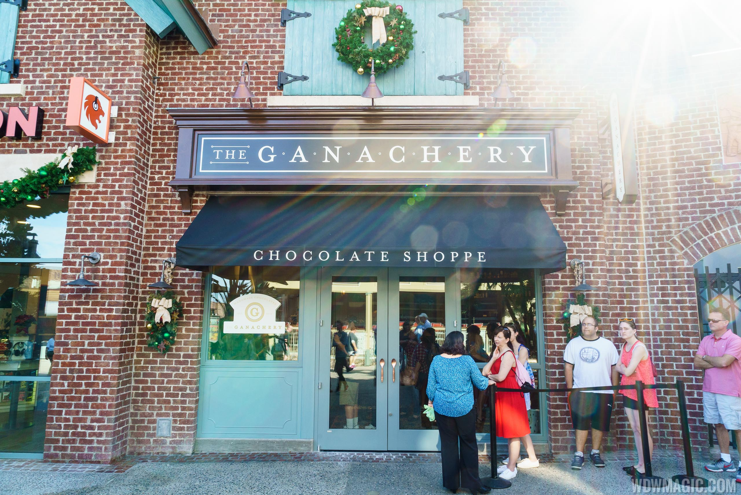 The Ganachery overview