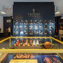Trophy Room overview