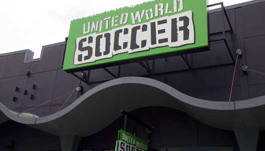 PHOTOS - United World Soccer now open at Downtown Disney West Side