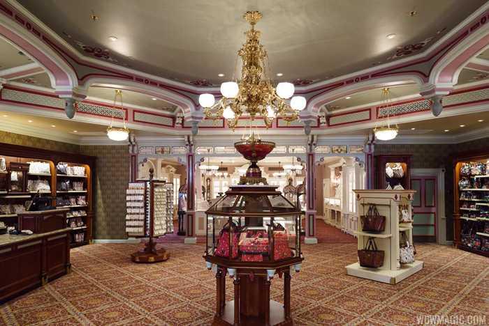 New Uptown Jewelers interior