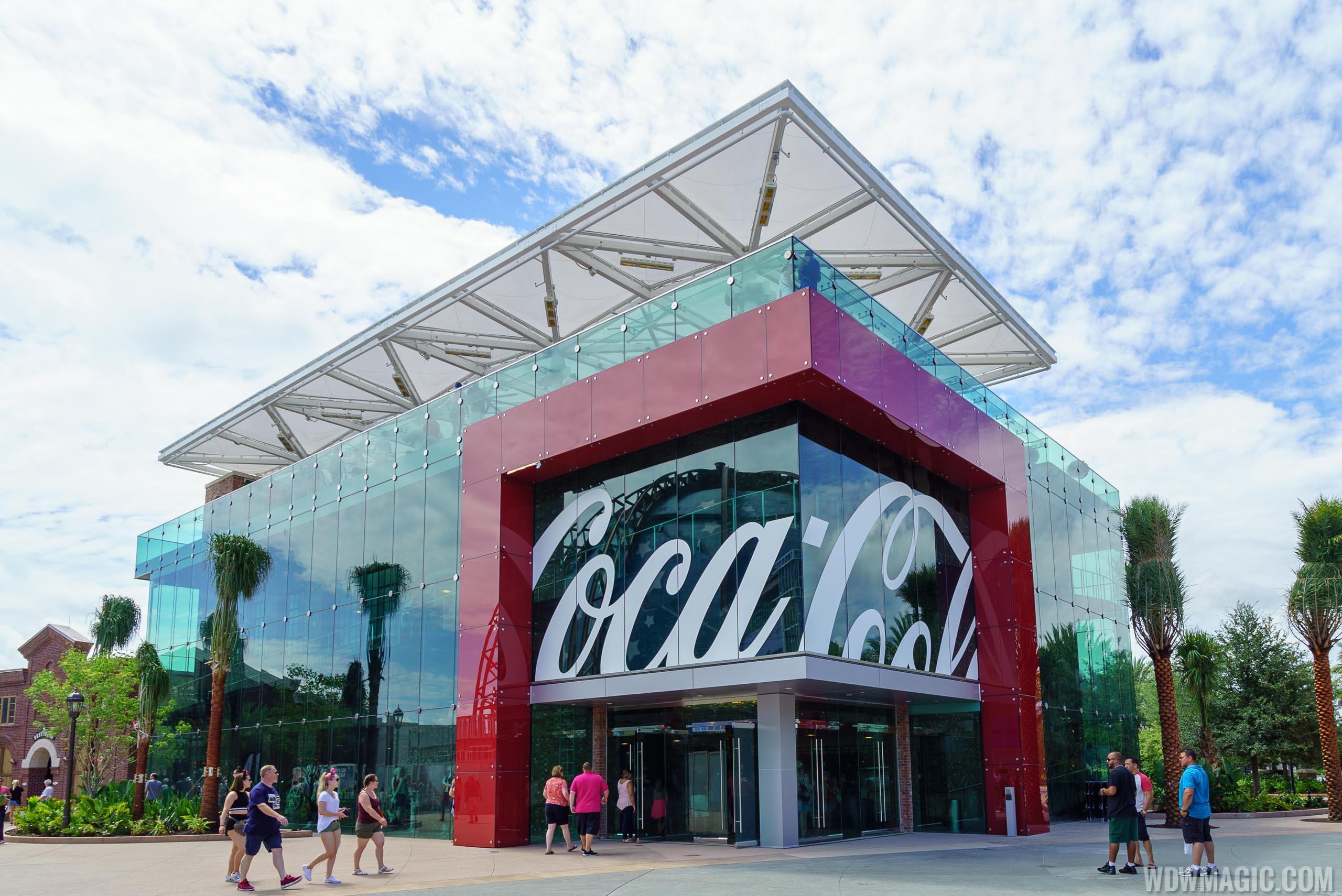 Coca-Cola Store Orlando News