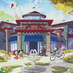 World of Disney expansion